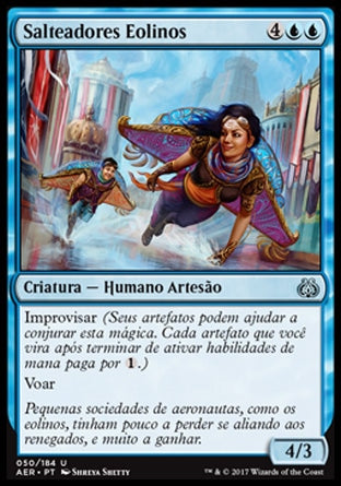 Salteadores Eolinos / Wind-Kin Raiders-Magic: The Gathering-MoxLand
