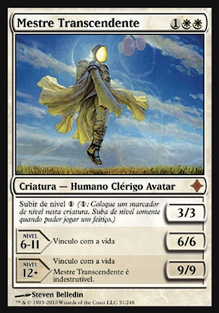 Mestre Transcendente / Transcendent Master-Magic: The Gathering-MoxLand