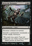 Beira do Desastre / Brink of Disaster-Magic: The Gathering-MoxLand