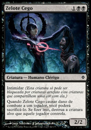 Zelote Cego / Blind Zealot-Magic: The Gathering-MoxLand