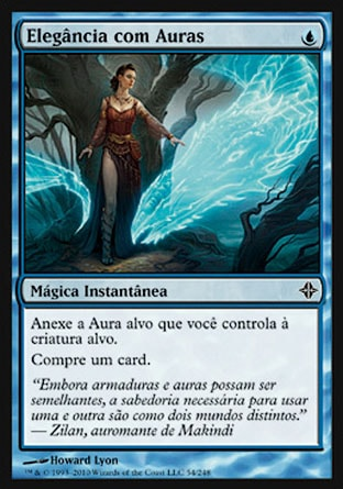 Elegância com Auras / Aura Finesse-Magic: The Gathering-MoxLand