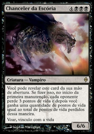 Chanceler da Escória / Chancellor of the Dross-Magic: The Gathering-MoxLand