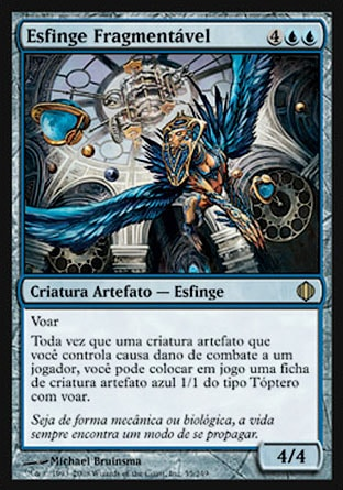 Esfinge Fragmentável / Sharding Sphinx-Magic: The Gathering-MoxLand