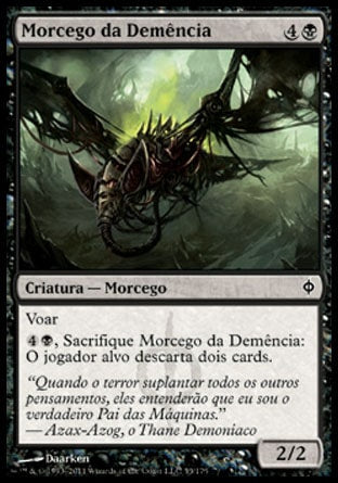 Morcego da Demência / Dementia Bat-Magic: The Gathering-MoxLand