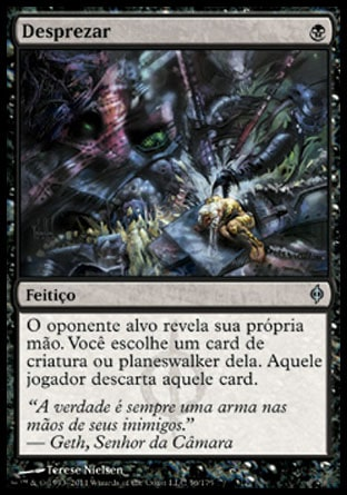 Desprezar / Despise-Magic: The Gathering-MoxLand