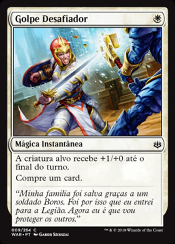 Golpe Desafiador / Defiant Strike-Magic: The Gathering-MoxLand