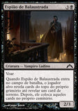 Espião de Balaustrada / Balustrade Spy-Magic: The Gathering-MoxLand