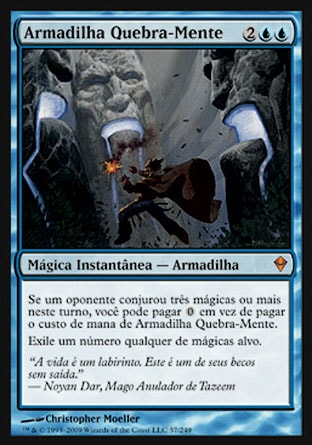 Armadilha Quebra-Mente / Mindbreak Trap-Magic: The Gathering-MoxLand