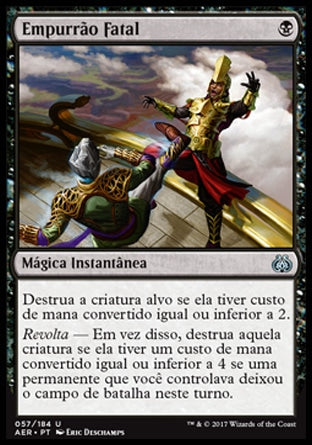 Empurrão Fatal / Fatal Push-Magic: The Gathering-MoxLand