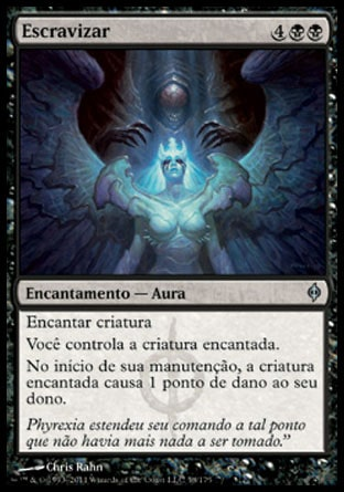 Escravizar / Enslave-Magic: The Gathering-MoxLand