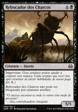 Rebocador dos Charcos / Fen Hauler-Magic: The Gathering-MoxLand