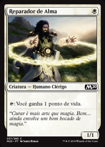 Reparador de Alma / Soulmender-Magic: The Gathering-MoxLand