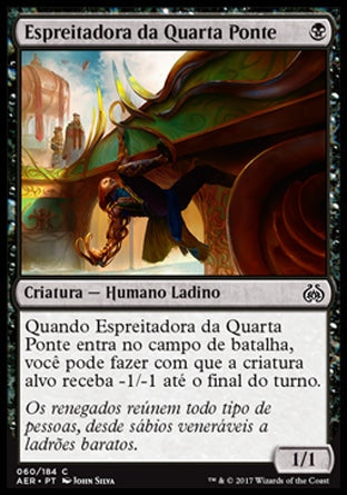 Espreitadora da Quarta / Ponte Fourth Bridge Prowler-Magic: The Gathering-MoxLand