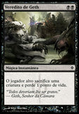 Veredito de Geth / Geth's Verdict-Magic: The Gathering-MoxLand