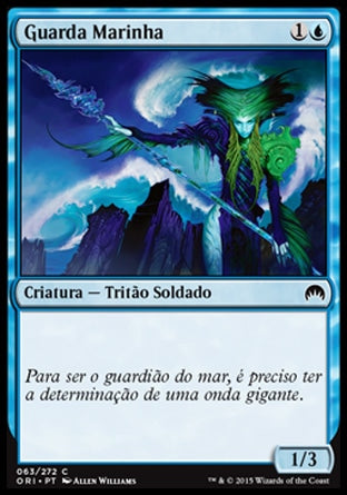 Guarda Marinha / Maritime Guard-Magic: The Gathering-MoxLand