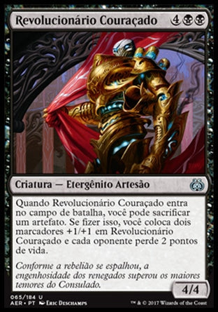 Revolucionário Couraçado / Ironclad Revolutionary-Magic: The Gathering-MoxLand