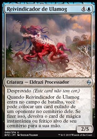 Reivindicador de Ulamog / Ulamog's Reclaimer-Magic: The Gathering-MoxLand