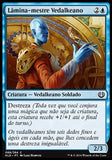Lâmina-mestre Vedalkeano / Vedalken Blademaster-Magic: The Gathering-MoxLand