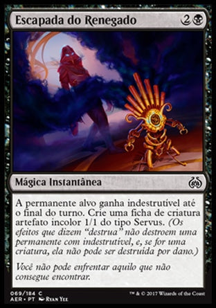 Escapada do Renegado / Renegade's Getaway-Magic: The Gathering-MoxLand