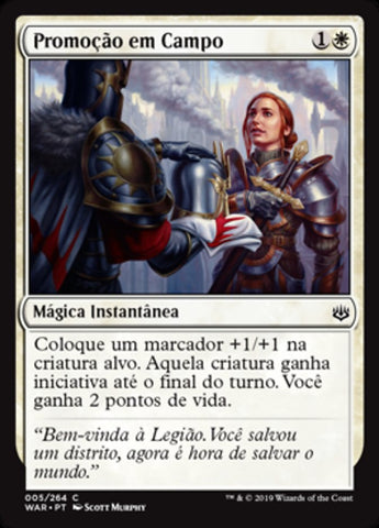 Promoção em Campo / Battlefield Promotion-Magic: The Gathering-MoxLand