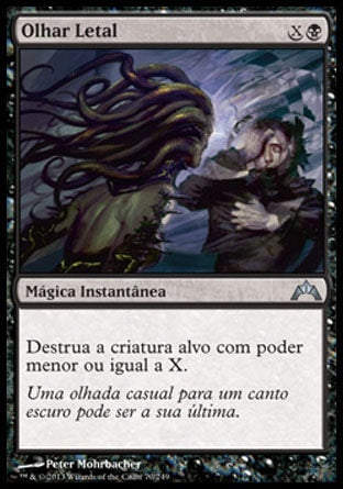 Olhar Letal / Killing Glare-Magic: The Gathering-MoxLand