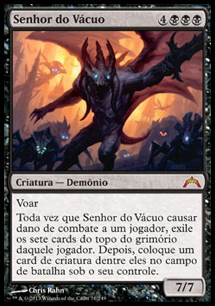 Senhor do Vácuo / Lord of the Void-Magic: The Gathering-MoxLand