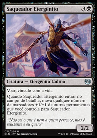 Saqueador Etergênito / Aetherborn Marauder-Magic: The Gathering-MoxLand