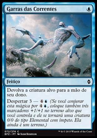 Garras das Correntes / Clutch of Currents-Magic: The Gathering-MoxLand