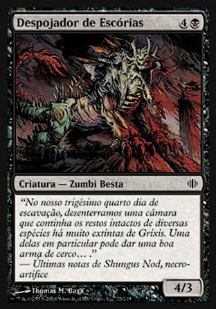 Despojador de Escórias / Dreg Reaver-Magic: The Gathering-MoxLand
