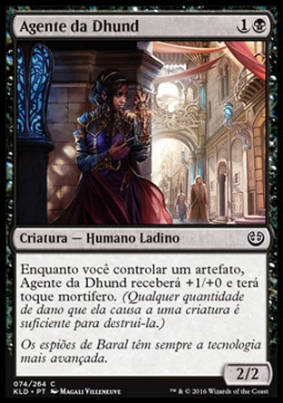 Agente da Dhund / Dhund Operative-Magic: The Gathering-MoxLand