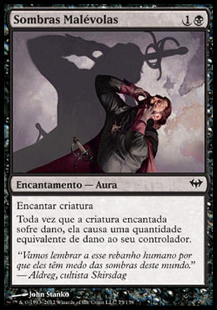 Sombras Malévolas / Spiteful Shadows-Magic: The Gathering-MoxLand