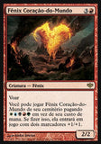 Fênix Coração-do-Mundo / Worldheart Phoenix-Magic: The Gathering-MoxLand