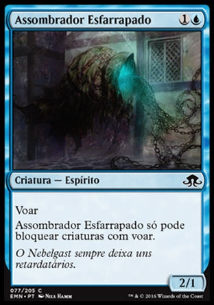 Assombrador Esfarrapado / Tattered Haunter-Magic: The Gathering-MoxLand