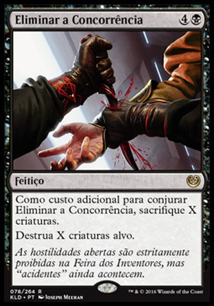 Eliminar a Concorrência / Eliminate the Competition-Magic: The Gathering-MoxLand
