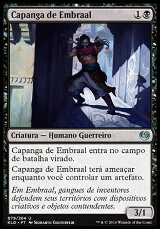 Capanga de Embraal / Embraal Bruiser-Magic: The Gathering-MoxLand