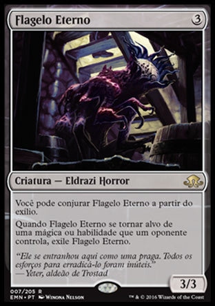 Flagelo Eterno / Eternal Scourge-Magic: The Gathering-MoxLand