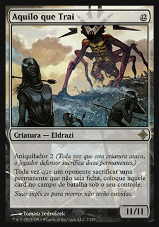 Aquilo que Trai / It That Betrays-Magic: The Gathering-MoxLand