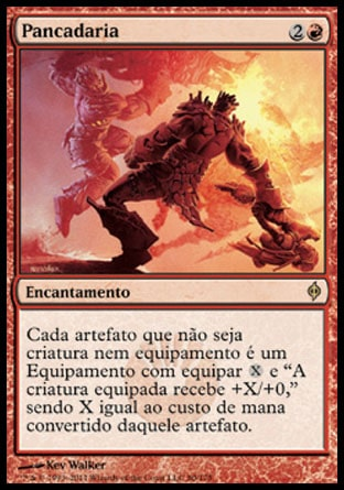 Pancadaria / Bludgeon Brawl-Magic: The Gathering-MoxLand