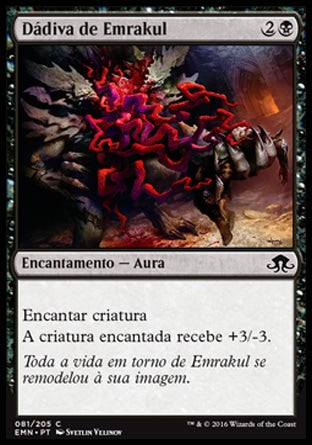 Dádiva de Emrakul / Boon of Emrakul-Magic: The Gathering-MoxLand