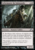 Informante do Submundo / Undercity Informer-Magic: The Gathering-MoxLand