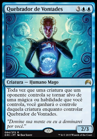Quebrador de Vontades / Willbreaker-Magic: The Gathering-MoxLand