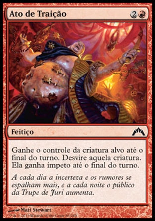 Ato de Traição / Act of Treason-Magic: The Gathering-MoxLand