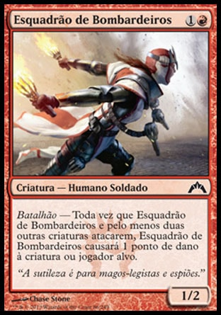 Esquadrão de Bombardeiros / Bomber Corps-Magic: The Gathering-MoxLand