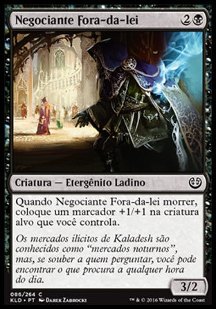 Negociante Fora-da-lei / Lawless Broker-Magic: The Gathering-MoxLand