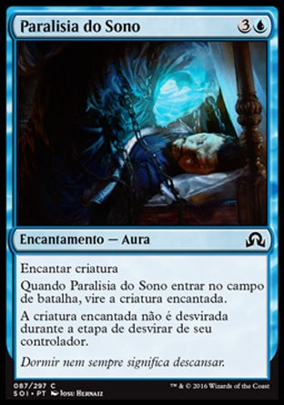 Paralisia do Sono / Sleep Paralysis-Magic: The Gathering-MoxLand
