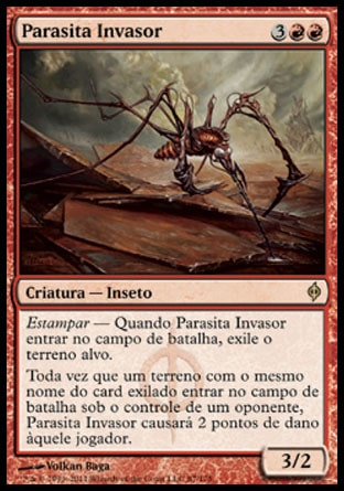 Parasita Invasor / Invader Parasite-Magic: The Gathering-MoxLand