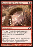 Perímetro de Crepitação / Crackling Perimeter-Magic: The Gathering-MoxLand