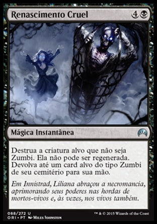 Renascimento Cruel / Cruel Revival-Magic: The Gathering-MoxLand