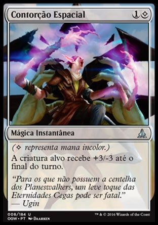 Contorção Espacial / Spatial Contortion-Magic: The Gathering-MoxLand