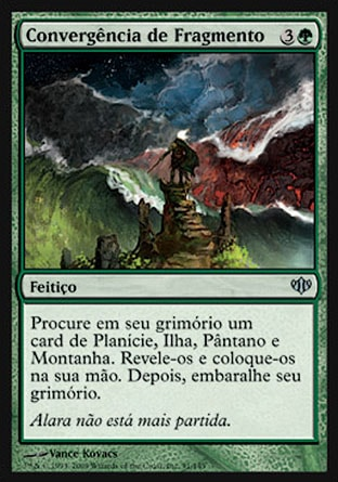 Convergência de Fragmento / Shard Convergence-Magic: The Gathering-MoxLand